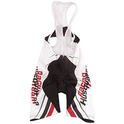 Husqvarna Herren Racing Team Fahrradhose, schwarz/Weiss/Rot, XXXL