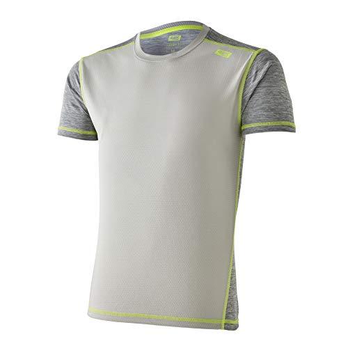 42K RUNNING - Technisch T-shirt 42K XION2 heren grijs L