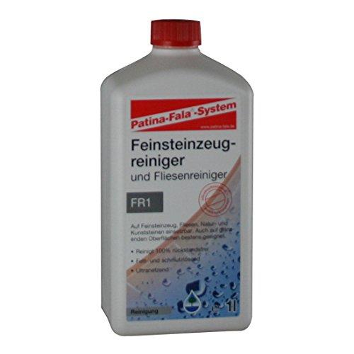 Patina-Fala FR1 Feinsteinzeug-/ Fliesenreiniger - 1 Liter