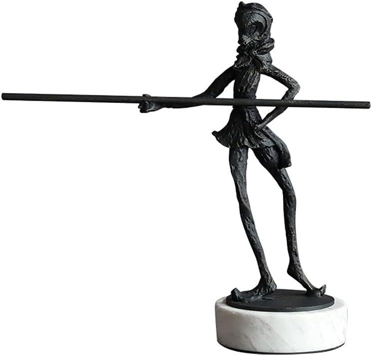 Statue Popular shop is the lowest price challenge Sculpture online shop Desktop Decoration Dec Iron Monkey Cast