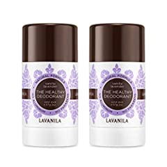 LAVANILA DEODORANT. Allure's Best of Beauty Winner, Lavanila deodorant offers a natural and heavenly bouquet of Spanish lavender and soft vanilla powered by beta glucan technology that works to minimize and absorb sweat molecules. EFFECTIVE & CLEAN. ...