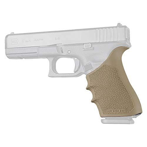 Hogue, Handall Sleeve Grip, Glock 17, G17L, G19X, G34, G34 MOS Gen 1-2-5, Flat Dark Earth
