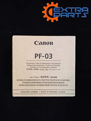 PF-03 PrintHead Canon (2251B001AC) iPF 8100 8000 8110 9000 9100 5000 5100 6100 500 810 Genuine