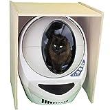 Concealer Cabinet for Litter Robot 3 Open Air self Cleaning cat Litter Box