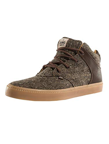 Djinns Herren Sneaker Chunk Spotted Gum Dark Brown braun 339121