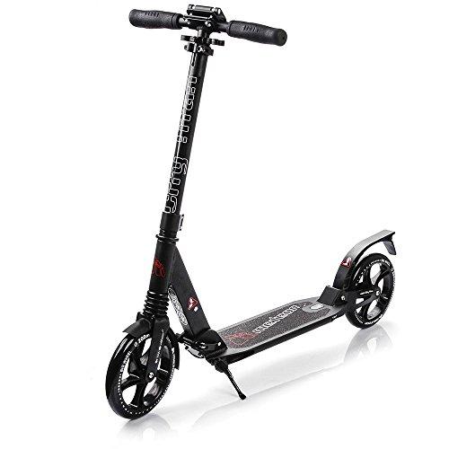 potente comercial patinetes ruedas grandes pequeña
