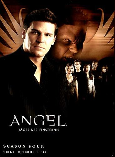 Angel - Season 4/Box Set 1 (Ep.1-11)