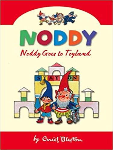 Noddy Goes to Toyland (English Edition)