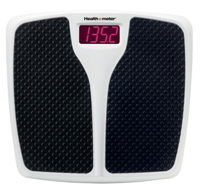 Health o Meter HDR743 Digital Bathroom Scale, 350 lb Capacity by Health o Meter