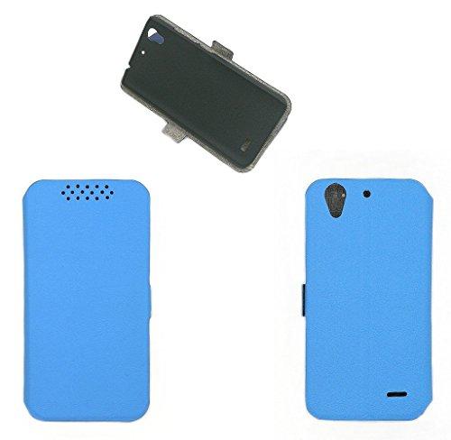 QiongniAN Hülle für Huawei Ascend Alek 4G G620S-L01 G620S-L02 G620S-L03 hülle Schutzhülle Hülle Cover Lake Blue