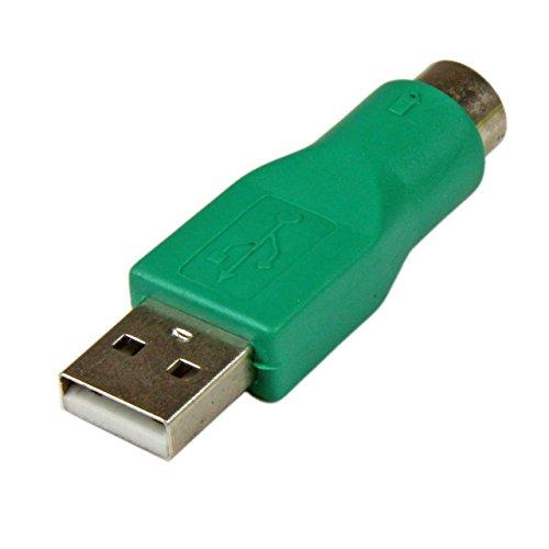 Ilovemyphone Conector Adaptador USB Hembra a S-Video PS/2 PS2 SVHS Macho convertidor para PC