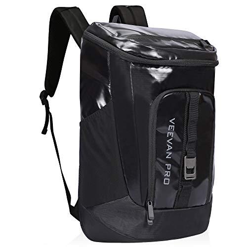 Buy Veevanpro Cooler Backpack 28 Cans Insulated Backpack Cooler Leakproof Lightweight Cooler Bag Pic...