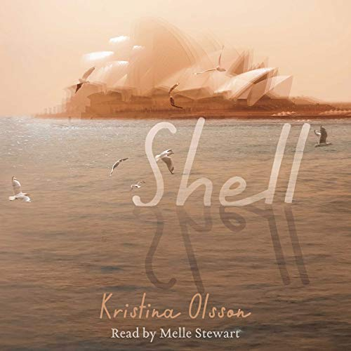 Shell audiobook cover art