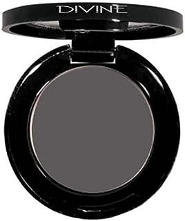 Divine Skin & Cosmetics Matte Eyeshadows 1.7G Charcoal