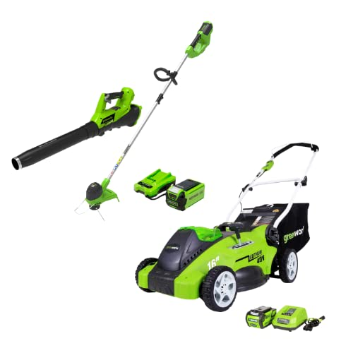 Up to 30% off Greenworks Outdoor Tools