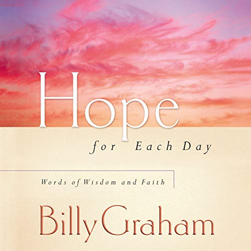 Hope for Each Day cover art