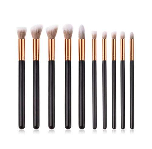 Schminkpinsel, Scpink professionelles Pinselset für Damen, zum Auftragen von Make-up, für Mädchen...