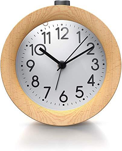 Bearware – Despertador analógico vintaje - Reloj de...
