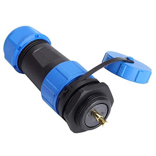 5-polige stekker, stekker SP21 IP68 aviation waterdicht in lampen en lantaarns 5pin