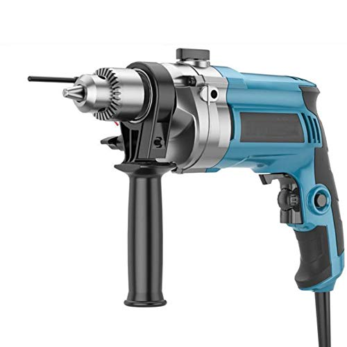 FYYTRL Cordless Drill Driver, 220V Household Combi Drills, High Temperature Resistant Copper Motor, Shockproof Hammer Drill Set, for Polishing, Metal Cutting, Drilling