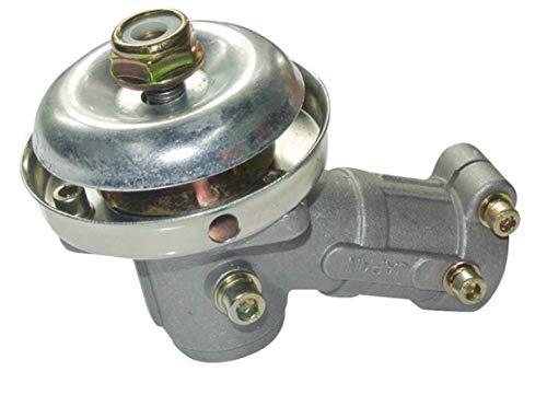 Motoculture-Online - Desbrozadora de 28 mm, Eje Hembra Cuadrado de 5 mm x 5 mm (Cabeza de Soporte de Hoja o Rollo)