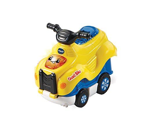 Vtech 510403 Toot-Toot Drivers Press N Go Quad Bike Spielzeug