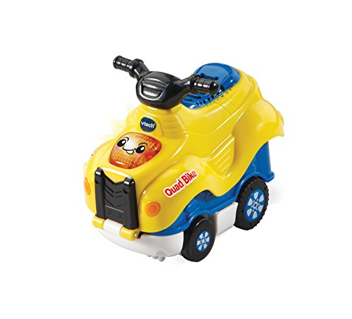 Vtech Toot-Toot Drivers Press N Go Feuerwehrauto Spielzeug