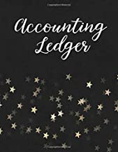 Accounting Ledger: Expense Tracker | Small Business Accounting Book | Bookkeeping | Budgeting