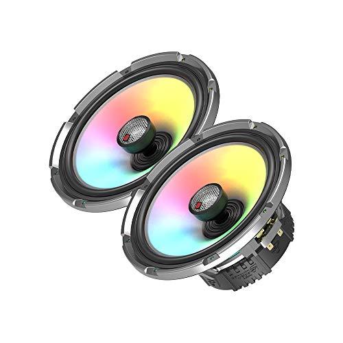 CERWIN VEGA SM65F4 6.5' 4Ω 800W Max / 150W RMS 2-Way Coaxial Marine Speakers w/Titanium Dome...