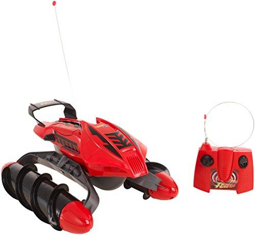 Hot Wheels RC Terrain Twister- Red