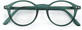 IZIPIZI LetmeSee #D Green Crystal Reading Glasses