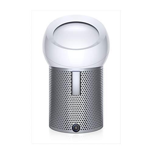 Dyson Pure Cool Me Personal Air Purifier & Fan, BP01 (White/Silver)