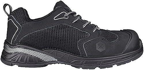Toe Guard TG8041046 Chaussure de sécurité Runner  S1P Taille 46 noir,