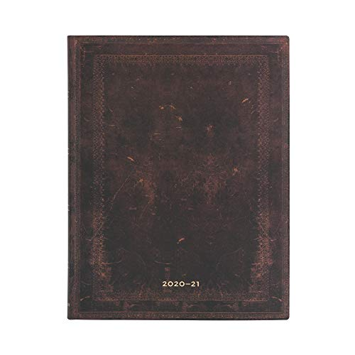 Paperblanks 2020-2021 Black Moroccan Bold 18-Month-Flexis