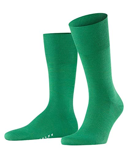 FALKE Herren Airport M SO Socken, Grün (Golf 7408), 43-44 (UK 8.5-9.5 Ι US 9.5-10.5)