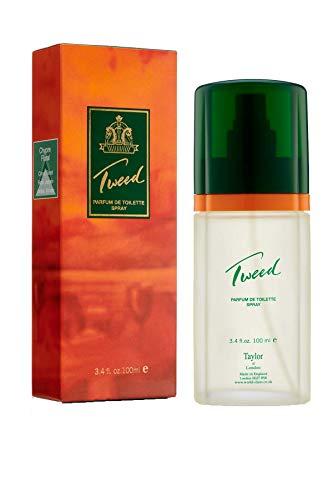 Taylor of London - Tweed Fragrance for Women- 100ml Parfum De Toilette, by...