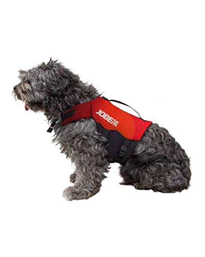 For Sale! Jobe Pet Vest Top - Red - Lightweight - Its Reflective Panel Makes Sure Your pet is Safe &...