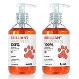 Hofseth Biocare - Aceite Brilliant de salmón noruego fresco 100 % sin refinar para tu perro o gato
