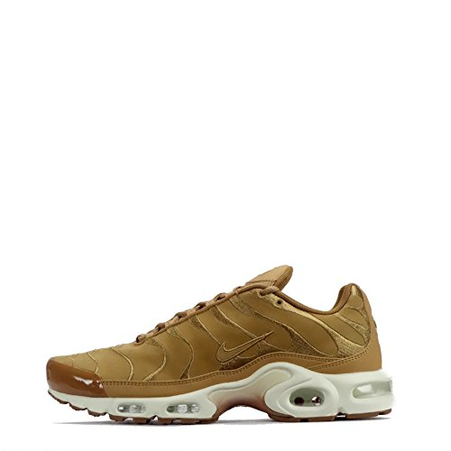 Nike Air Max Plus EF Uomo Running Trainers AH9697 Sneakers Scarpe (UK 6 US 7 EU 40, Flax Sail 202)