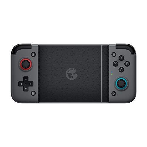 GameSir Controlador de Juegos móvil inalámbrico X2, Carga Tipo C, Bluetooth 5.0 Compatible con teléfonos Android iOS Juegos en la Nube Xbox Google Stadia GeForce Now MFi Apple Arcade Games