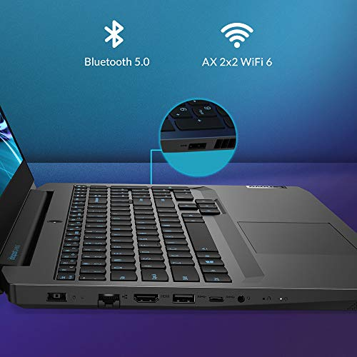 Lenovo IdeaPad Gaming 3 Intel Core i5 10th Gen 15.6-inch FHD 120Hz IPS Gaming Laptop (8GB/512 SSD/Windows 10/NVIDIA GTX 1650 4GB GDDR6/Onyx Black/2.2Kg), 81Y4017UIN