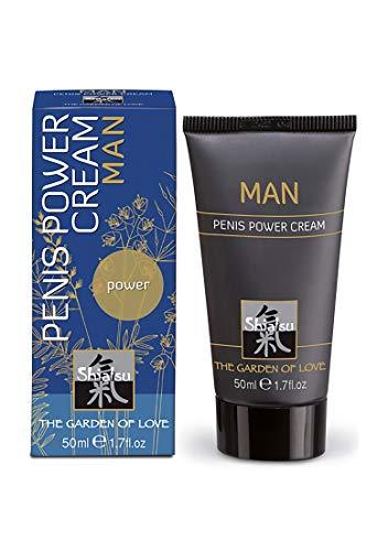 SHIATSU Penis Power Cream for man , 50 ml