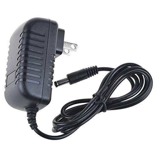 SLLEA AC Adapter Compatible with J. Rockett Pedals The Dude Overdrive Effect Power Cord Supply Mains PSU