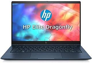 【2in1/軽量0.999kg】HP Elite Dragonfly Windows10 Pro 64bit Intel Corei5-8265U 8GB SSD 256GB 光学ドライブ非搭載 高速無線LAN-ax Wi-Fi6 AX200 ...