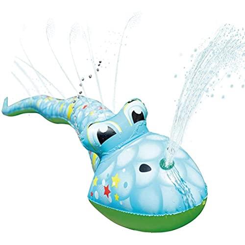 Gazaar Juguete de rociador de agua para niños, juguete de agua de serpiente, rociador de agua para niños y niñas, juguetes de verano al aire libre para jugar al agua