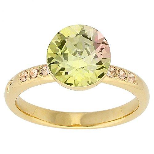 Lola & Grace Ring VILLA ROUND 5251952 Größe 58