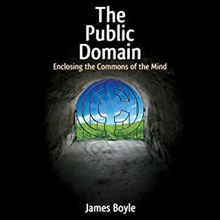 The Public Domain audiobook cover art