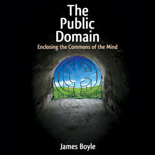 The Public Domain  By  cover art