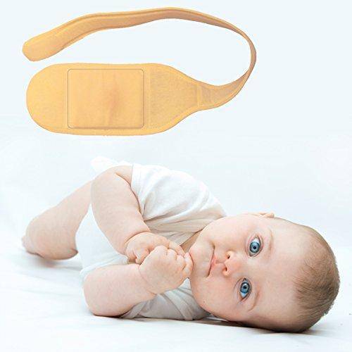 INFINITUM MEDICAL Grade KINDER UMBILISCHER HERNIA Gürtel, Kleinkind Bauchmappe, Baby Nabelbruchbandage Nabel Traversen Unterstützung (EINHEITSGRÖSSE)