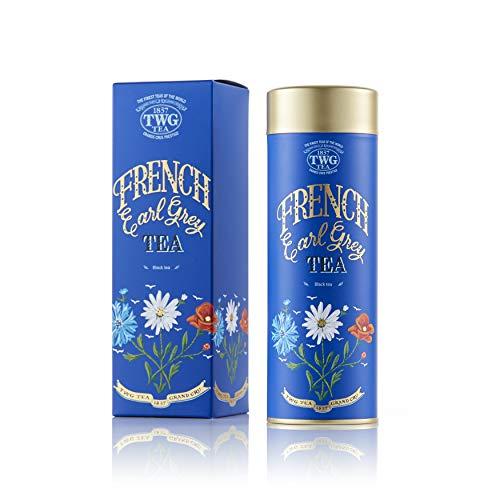 TWGTea | French Earl Grey, lose Blatt Schwartze tee in Haute Couture Tea Geschenkteedose, 100g